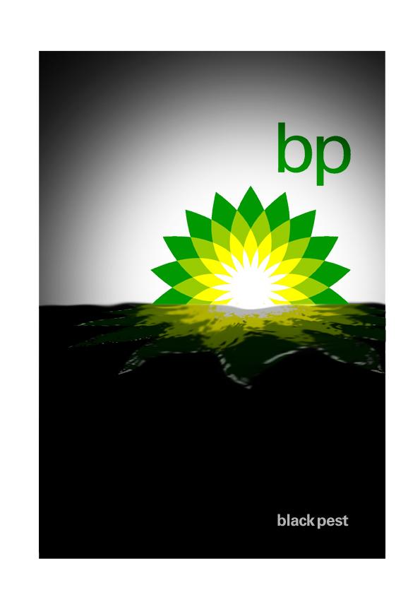 Logovorschlag BP rebrand