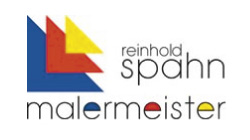 Altes Logo Malebetrieb Reinhold Spahn
